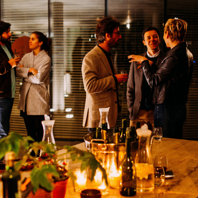 CX SIG networking event