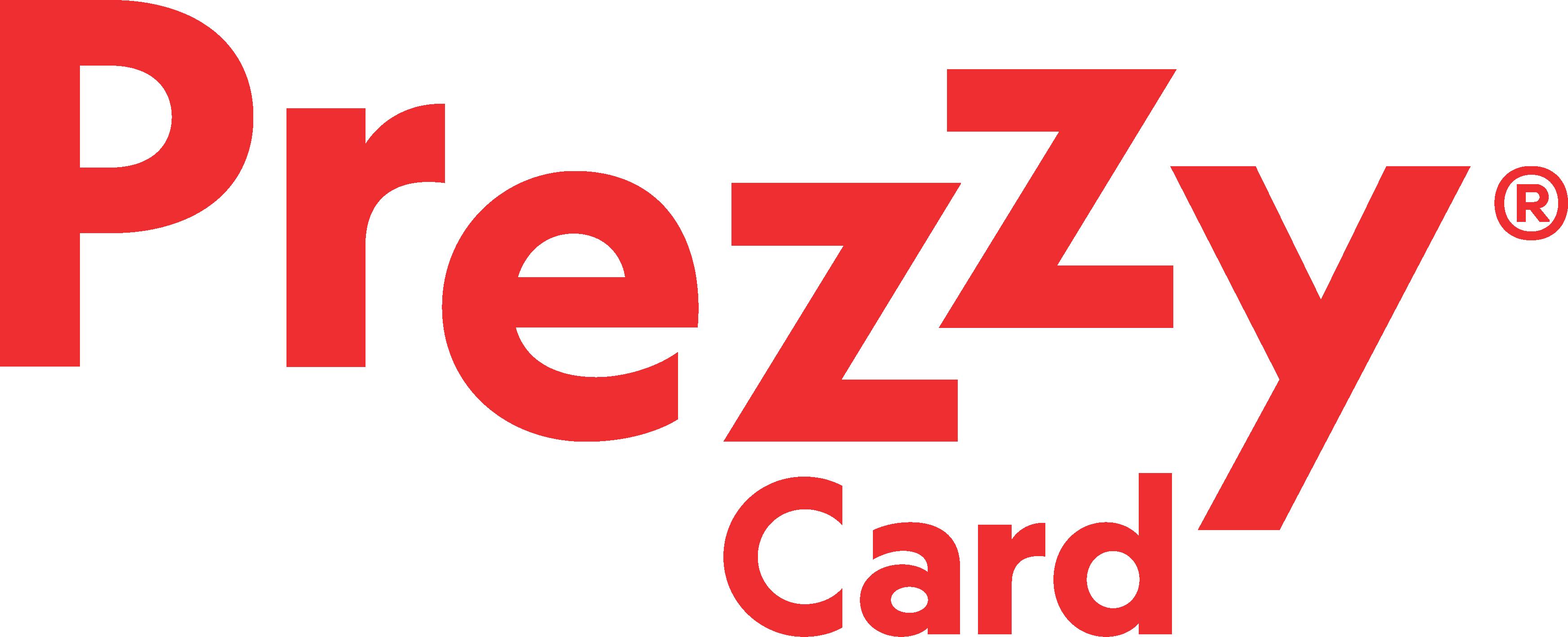 Prezzy Card Logo RED CMYK